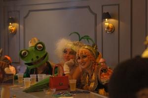 mardi gras costume frog monteleone