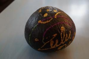 mardi gras zulu coconut