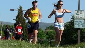 Frederick Marathon by Ken Morrill
